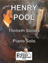 Opus 149, Thirtieth Sonata for Piano in F#-la