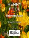 Opus 150, Intermezzo for Orchestra in B-la (Parts)