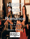 Opus 153, Romance for Flute & Guitar in A-la (Score & Parts)