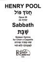 """""""Sabbath"""", Sixteen Hymns for Choir a Cappella"""