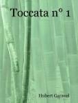Garavel, Hubert: Toccata n° 1 pour clavier (orgue, piano ou clavecin)