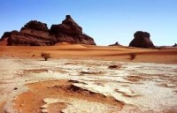 montolio, richard: Le désert de Paran