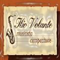 Volante, Ilio: LA SESTA MUSA (Version for Clarinet in Bb, Alto Sax & Harp)