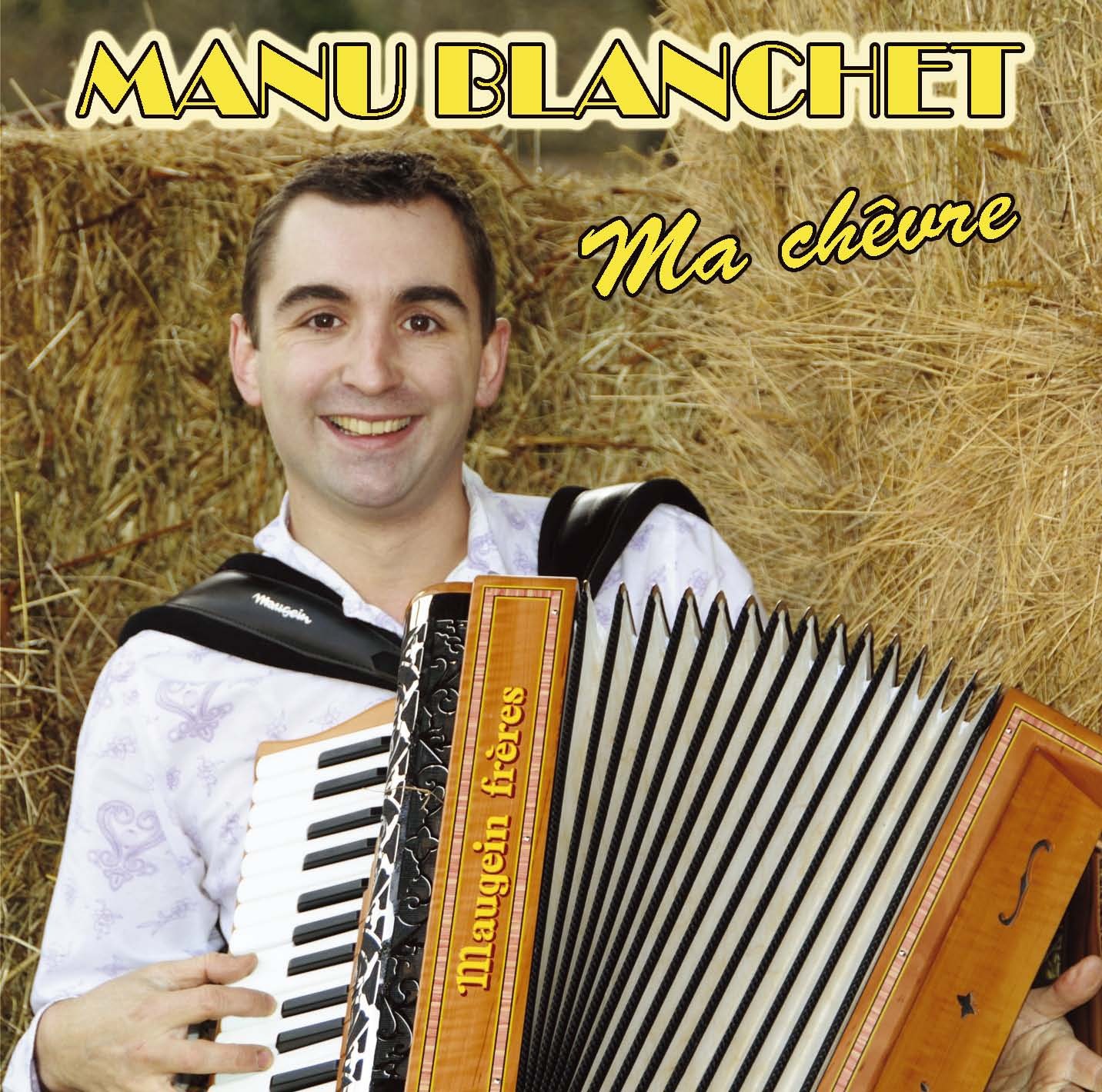 Frougier, Jacques: MA CHEVRE ( tango humoristique)
