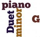 Javier, Anaya: Duet for piano in G minor