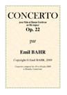 Concerto pour flute en Ré Majeur n° II