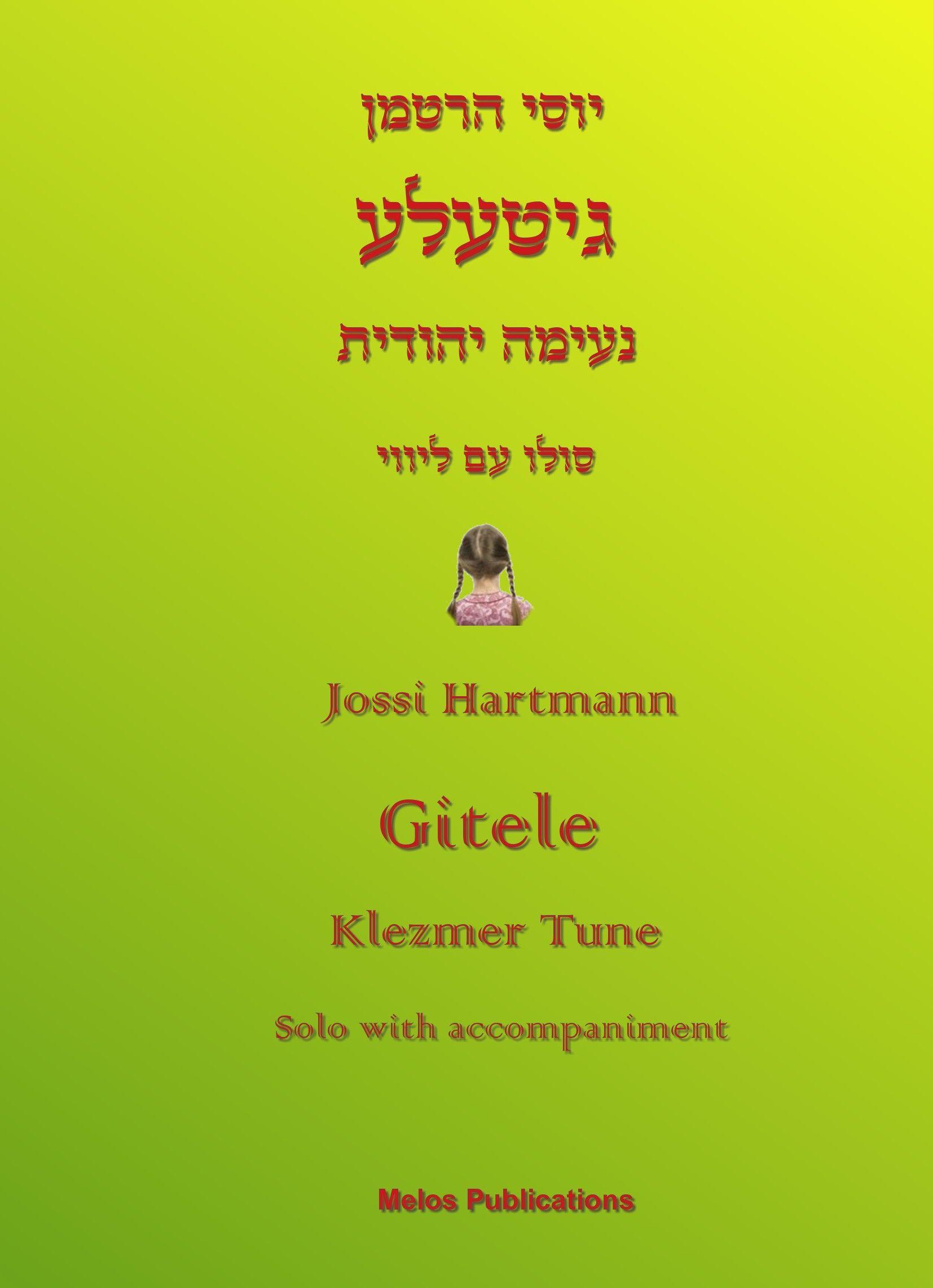 Hartmann, Joseph: Gitele