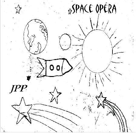 Prudent, Jean Pierre: Space Opéra