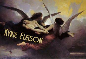 Chauvet, Alexis: Messe de Requiem en la mineur - II.Kyrie Eleison
