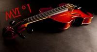 Chauvet, Alexis: 01 Concerto pour Violon no.2 en Mi majeur - Allegro