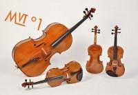 Chauvet, Alexis: 01 Quatuor pour cordes en Do majeur - Allegro moderato