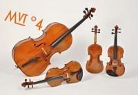 Chauvet, Alexis: 04 Quatuor pour cordes en Do majeur - Allegro scherzando