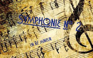 Symphonie no.2 en Ré mineur, op. 37