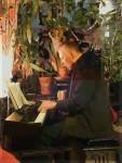 Genell, Kaj: Sweet orchid ( piano-bass version )