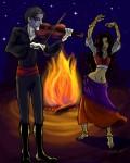Dejonghe, Koen: Danse du Gipsy-Gipsy Dance