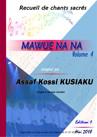 Mawue na na (recueil de chants, volume 4)