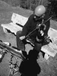 marcoux, jean-fran?ois: inquiétude freejazz violon rock lades neffous