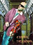 marcoux, jean-fran?ois: coeur en fa mineur lades neffous violon free jazz rock techno
