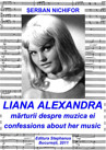 LIANA ALEXANDRA: Confessions sur sa musique