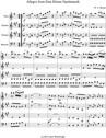 Allegro from Eine Kleine Nachtmusik