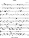 Chopin, Frédéric: Nocturne