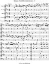 Minuet from Divertimento No. 17
