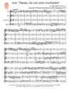 """Aria: """"Händen, die sich nicht verschließen"""" for Woodwind Quartet"""
