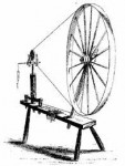 """Traditional: """"The Spinning Wheel"""" pour harpe"""