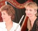 Bach, Johann Sebastian: Allegro from Sonata in G Minor for Harp & Flute