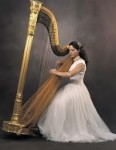 "Bach, Johann Sebastian: ""Fugue Romantique"" (from BWV 1001) for Harp"