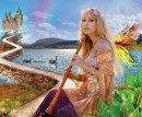 """Traditionnel: """"Come by the Hills"""" for Oboe, Flute & Harp"""