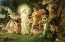 """Traditionnel: """"The King of the Faeries"""" for Flute & Harp"""