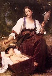 """Traditional: """"The Gartan Mother"""