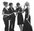 "Gabrieli, Andrea: ""Ricercar in the 12th Mode"" for Flute Quartet"