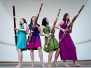 "Traditional: ""The Wild Mountain Tyme"" for Bassoon Quartet"