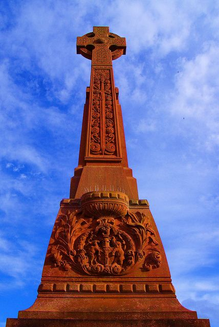 "Traditional: ""The Cross of Inverness"" for Harp"