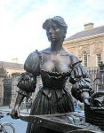 """Traditional: """"Molly Malone"""" for Flute & Harp"""