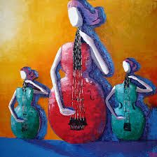 """Gounod, Charles: """"Ave Maria"""" on a Prelude by J.S. Bach for String Trio"""