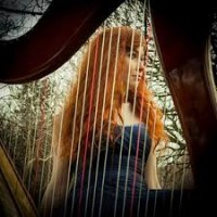 """Anonymous: """"An Emigrant's Daughter"""" for Viola & Harp"""