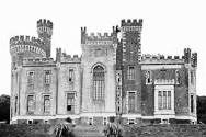 """Anonymous: """"The Castle of Dromore"""" for Violin, Viola & Harp"""