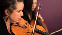 Bach, Johann Sebastian: Bourrée from the Overture Suite in F Major for Viola & Cello