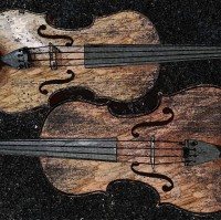 Bach, Johann Sebastian: Rondeau from the Partita in C Minor for Violin & Viola