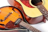 Bach, Johann Sebastian: Gigue from the French Overture for Mandolin & Guitar
