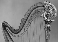 Bach, Johann Sebastian: Toccata in D Minor for Harp