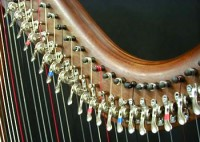 Bach, Johann Sebastian: Suite in C Minor for Lever Harp