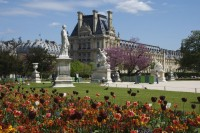 """Mussorgsky, Modest Petrovich: """"The Tuileries Gardens"""" from """"Pictures at ana Exhibition"""" for Flute & Strings"""