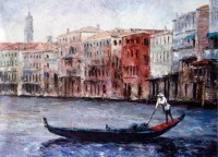 "Mendelssohn Bartholdy, Felix: ""Venitian Gondola Song"" from ""Lieder ohne Worte"" for Oboe & Strings"