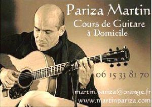 Pariza, Martin