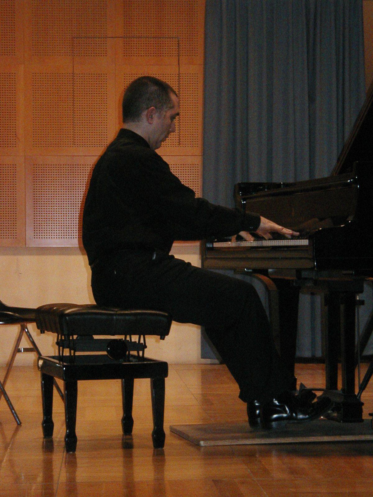 Malavasi, Massimo: Omaggio a Chopin