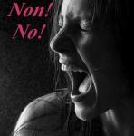 chaumont, marcel: J'ai dit non!